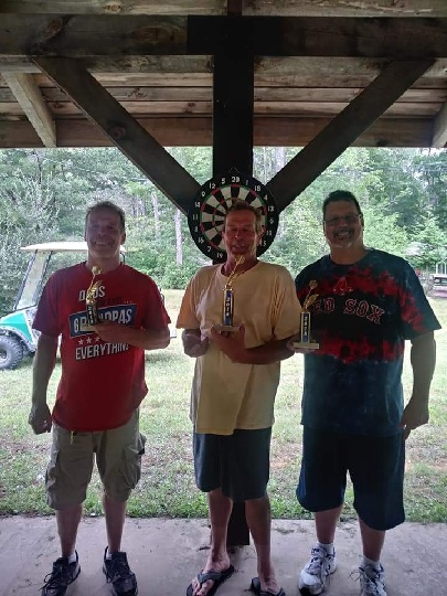 Dart Tournament - Camping in Rhode Island